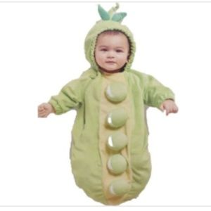 Peas in a Pod Costume Infant Halloween Costume